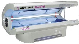 SunSource Tanning Bed