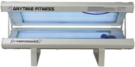 Solar Pacific Tanning Bed
