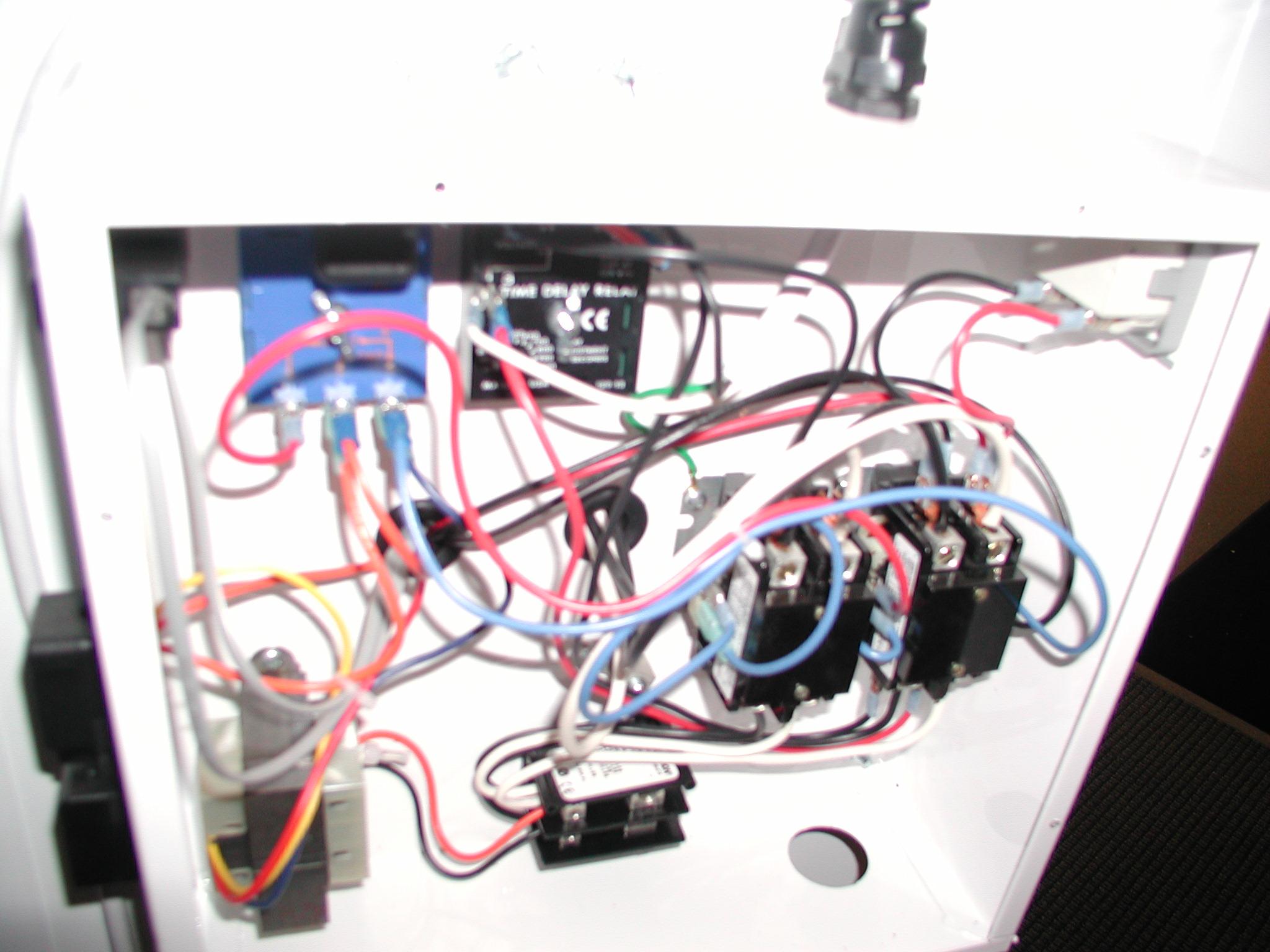 Repair Photos Tanning Bed Wiring 8